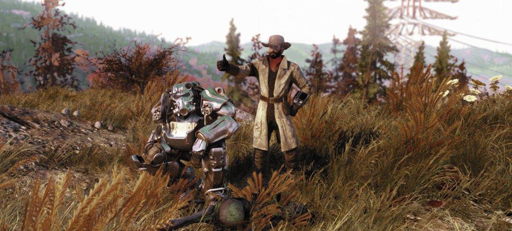 «Ячувствую потенциал»: назащиту Fallout 76 встал бывший сотрудник Obsidian | Канобу - Изображение 7251