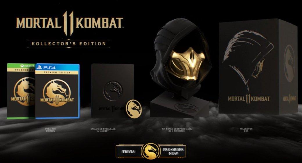 NetherRealm показала первый геймплей Mortal Kombat11. Жестокости стало еще больше! | Канобу - Изображение 10326