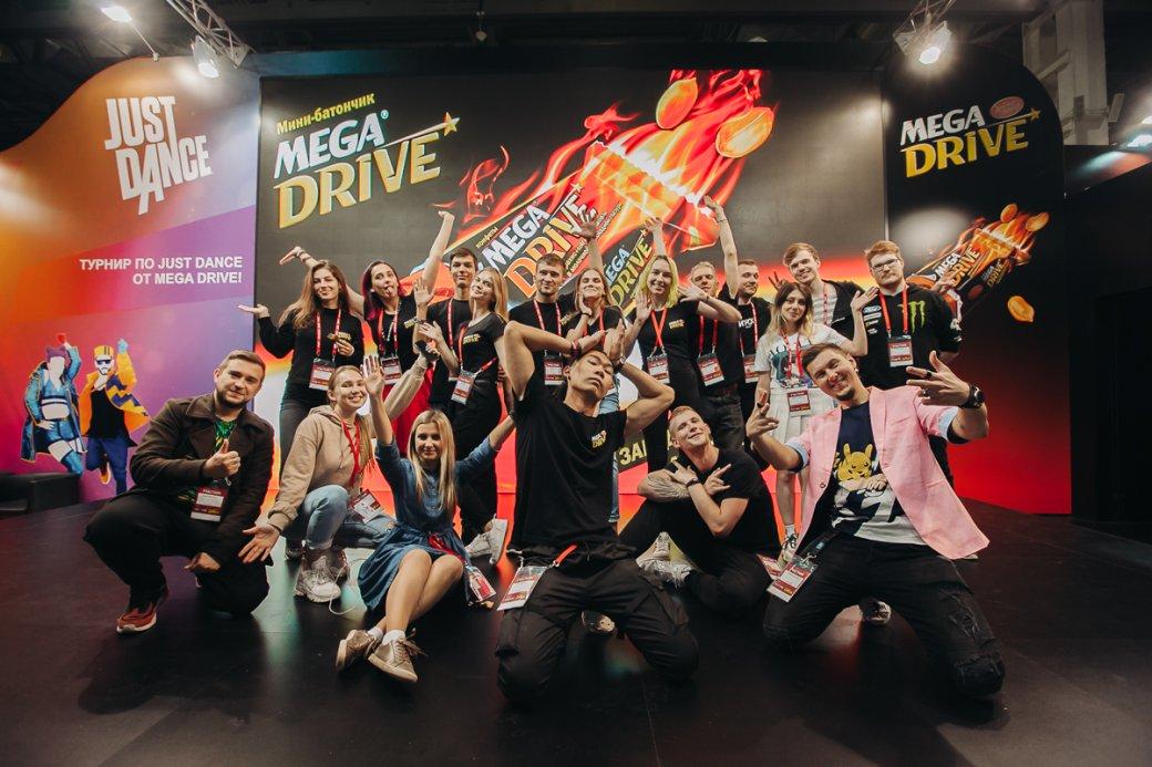 На«Игромире» прошел турнир поJust Dance отMegaDrive | Канобу