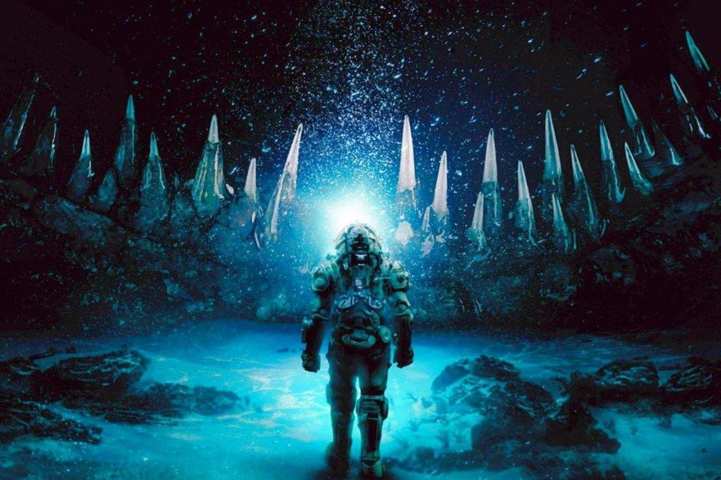 Рецензия на фильм  «Под водой»   Канобу
