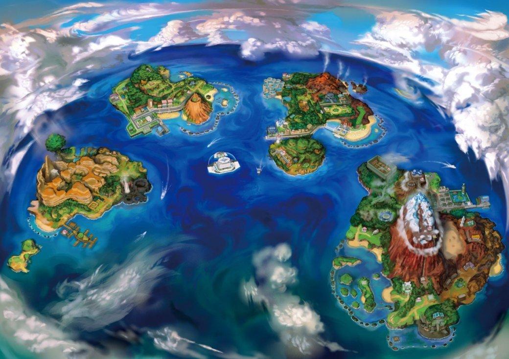 Рецензия на Pokemon Sun | Канобу - Изображение 4147