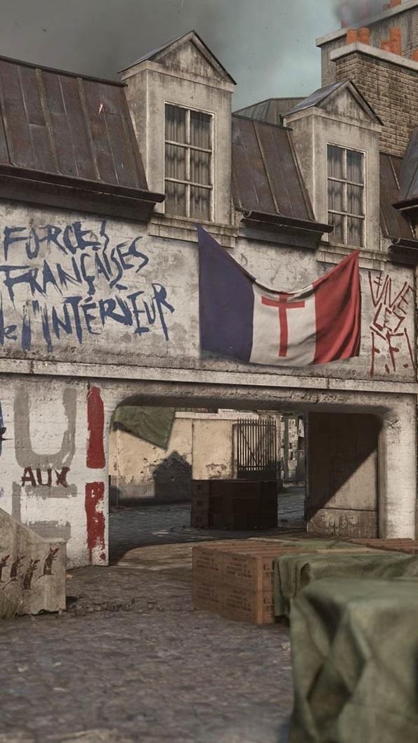 The Resistance— главная причина вернуться вCoD: WWII. - Изображение 3