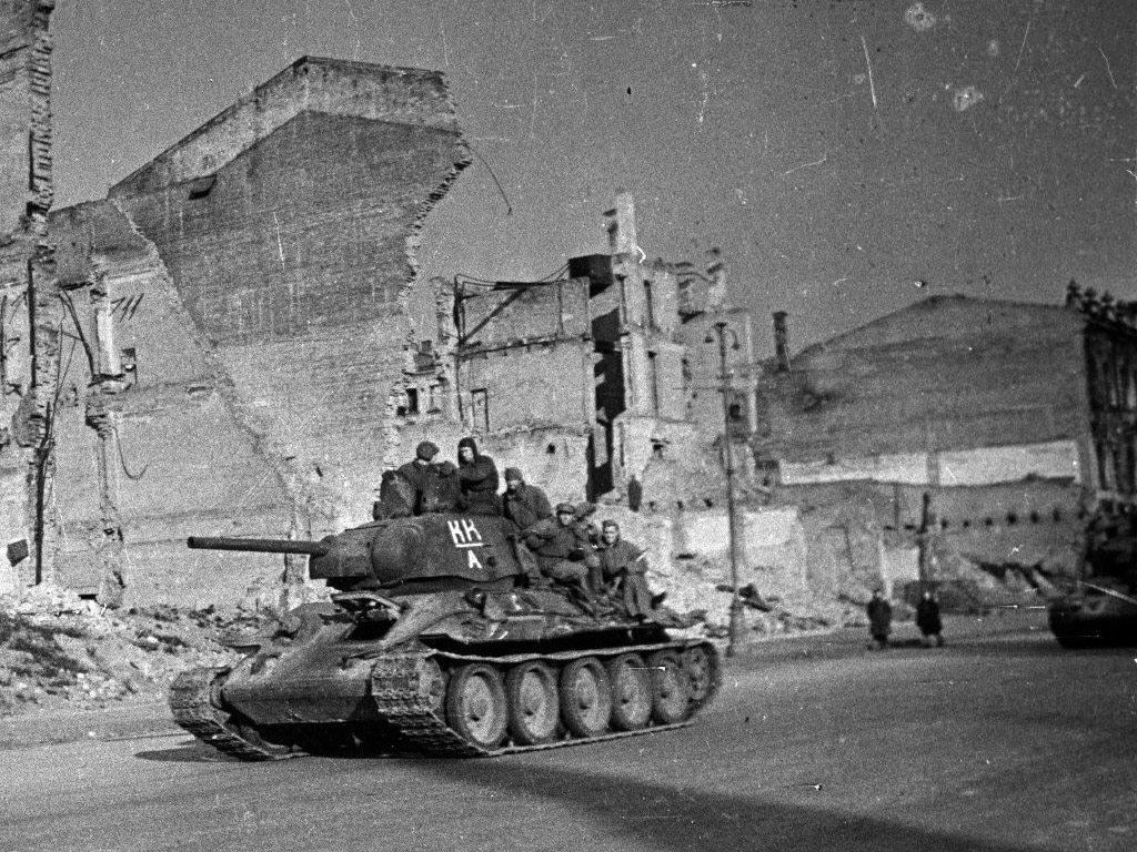 Танки и самоходные установки из World of Tanks, принимавшие участие в битве за Берлин | Канобу - Изображение 2