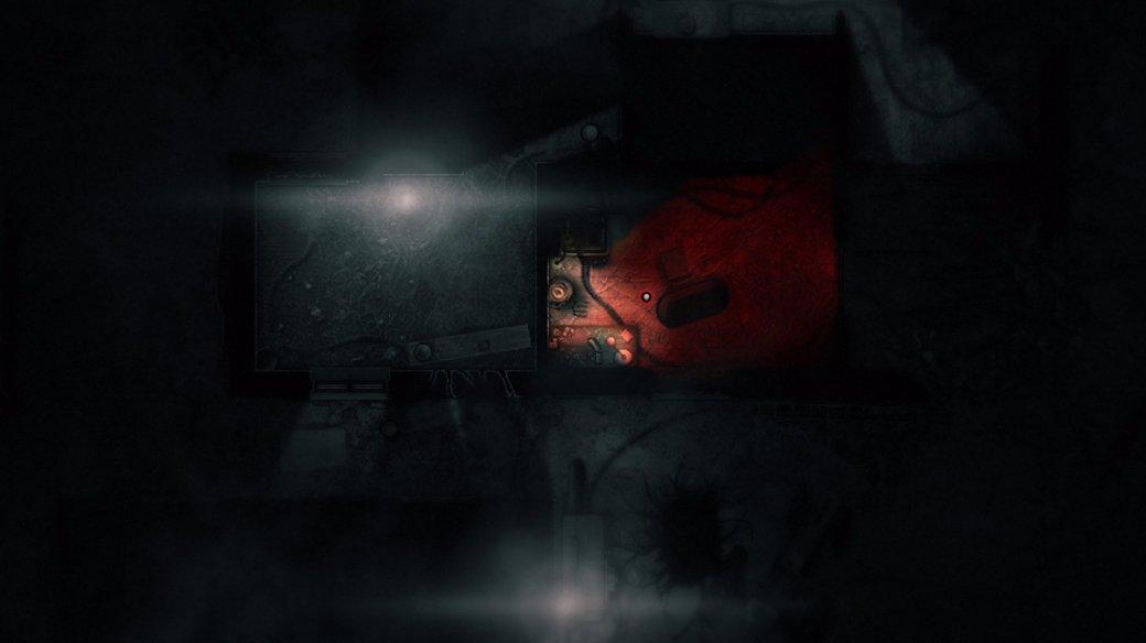 Игратьли вDarkwood? Инди-хоррор спугающей историей инудным крафтом | Канобу - Изображение 2