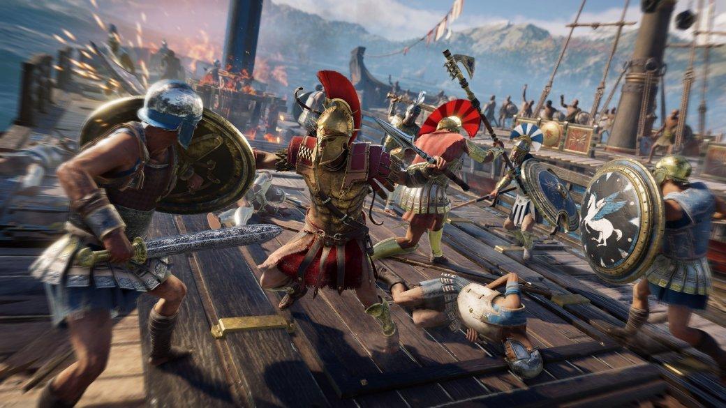 Рецензия на Assassin's Creed Odyssey. Обзор Assassin's Creed: Odyssey | Канобу - Изображение 21
