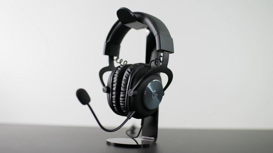 Анонсирована профессиональная игровая гарнитура Logitech G PRO X с технологией Blue Voice | Канобу - Изображение 1