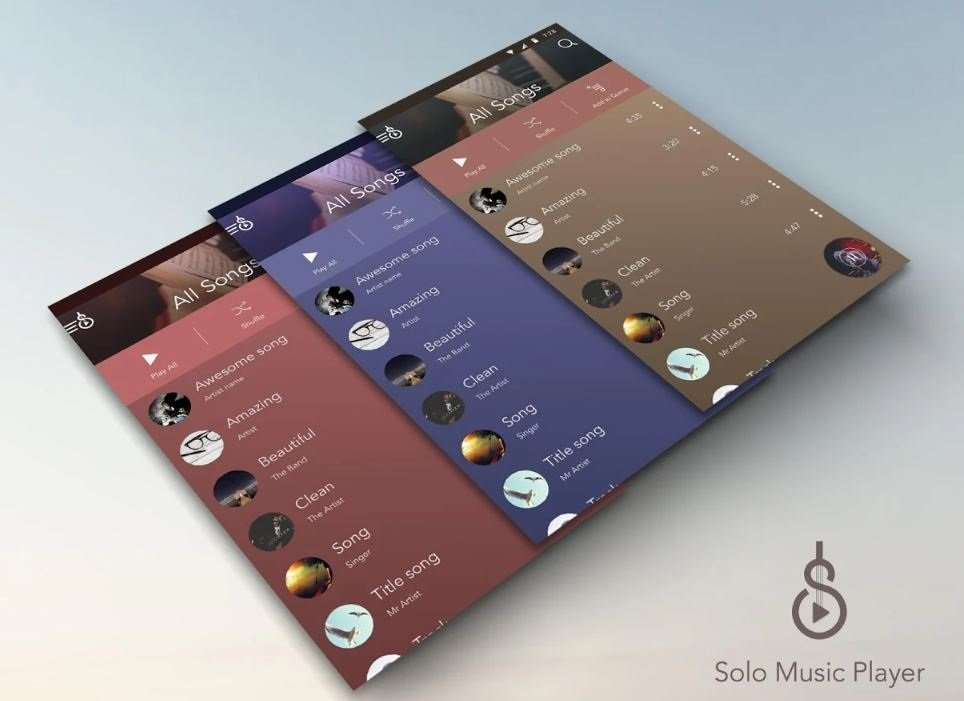Аудиоплееры для Android - лучшие музыкальные плееры, бесплатные приложения для прослушивания музыки   Канобу - Изображение 4561