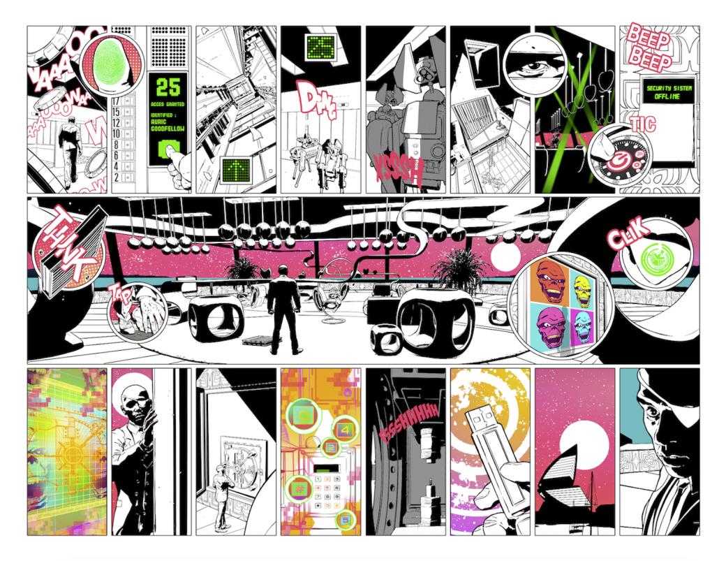 Весной выйдет новый шпионский комикс про Ника Фьюри  | Канобу - Изображение 7265