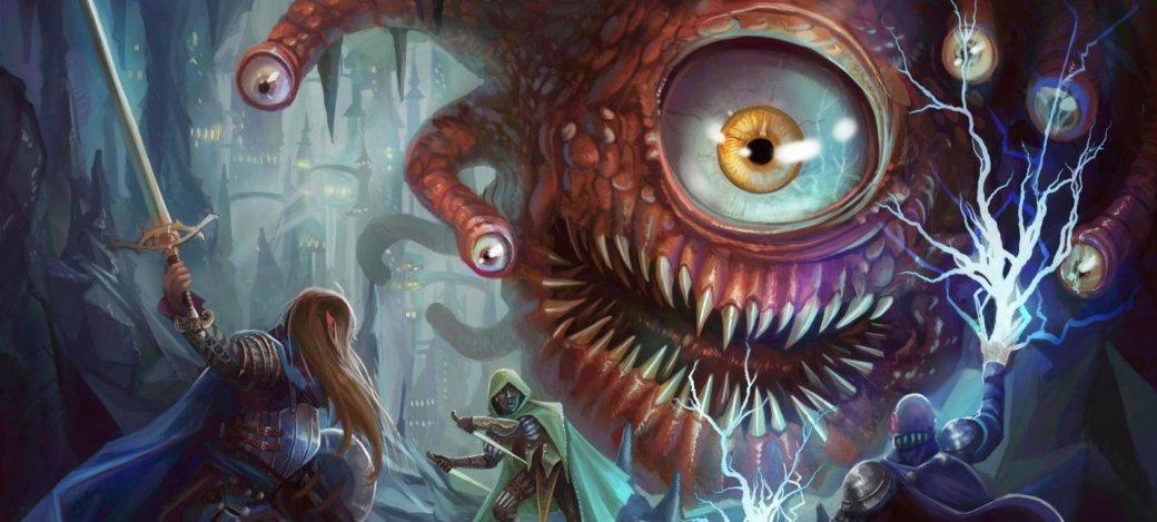 Ностальгия усиливается— Larian Studios официально анонсировала Baldur's Gate III | Канобу - Изображение 1160