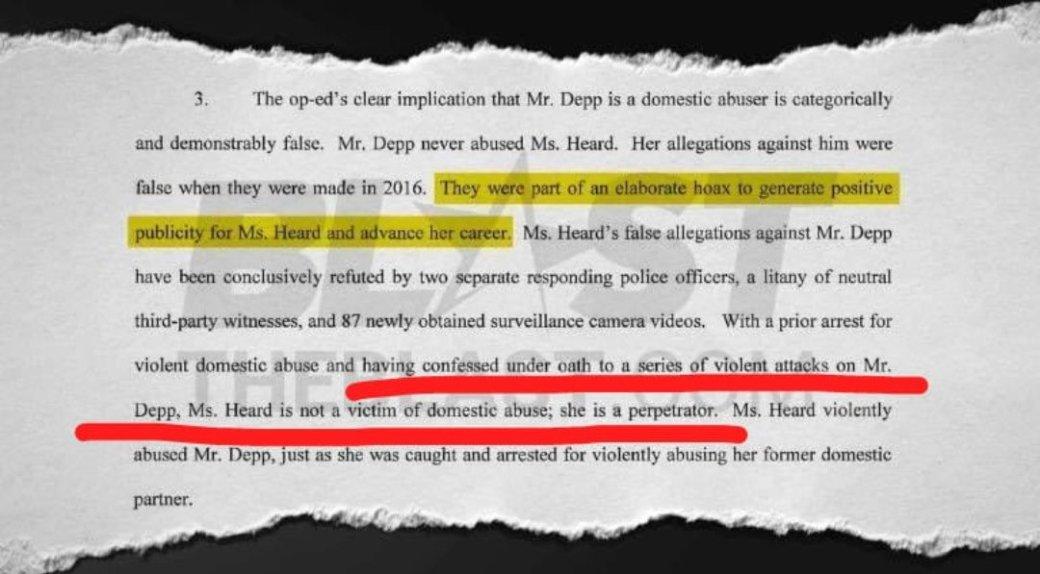 Новые доказательства говорят отом, что это Эмбер Херд калечила Джонни Деппа, аненаоборот   Канобу - Изображение 3