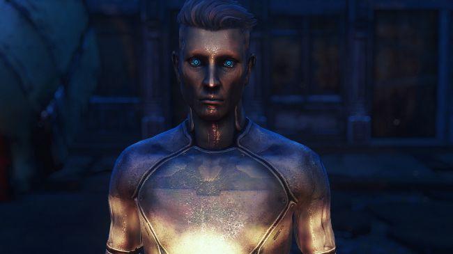 Моддер сделал синтов из Fallout 4 похожими на андроидов из Detroit: Become Human | Канобу - Изображение 4761