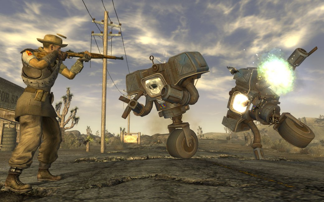 Для Fallout: New Vegas выйдет фанатское дополнение про Атланту сновой локацией, квестами иоружием | Канобу - Изображение 1982