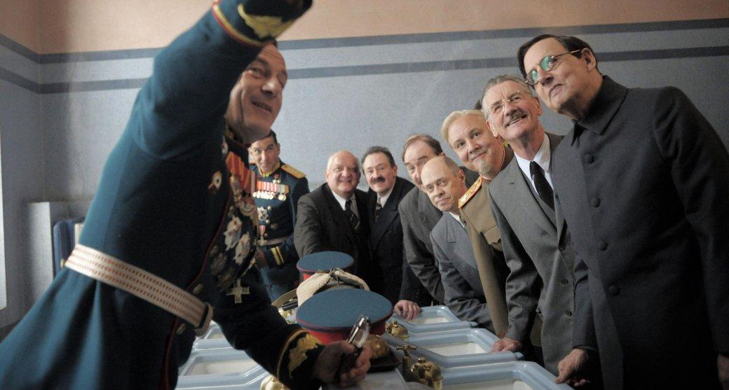 Рецензия на«Смерть Сталина». Астоилоли запрещать?   Канобу - Изображение 4478