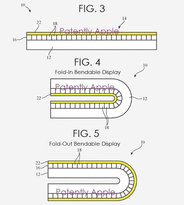 Apple запатентовала свой гибкий смартфон | Канобу - Изображение 11262