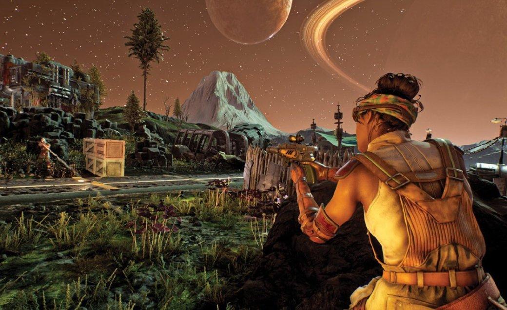 Подробности The Outer Worlds измартовского номера Game Informer | Канобу - Изображение 2335