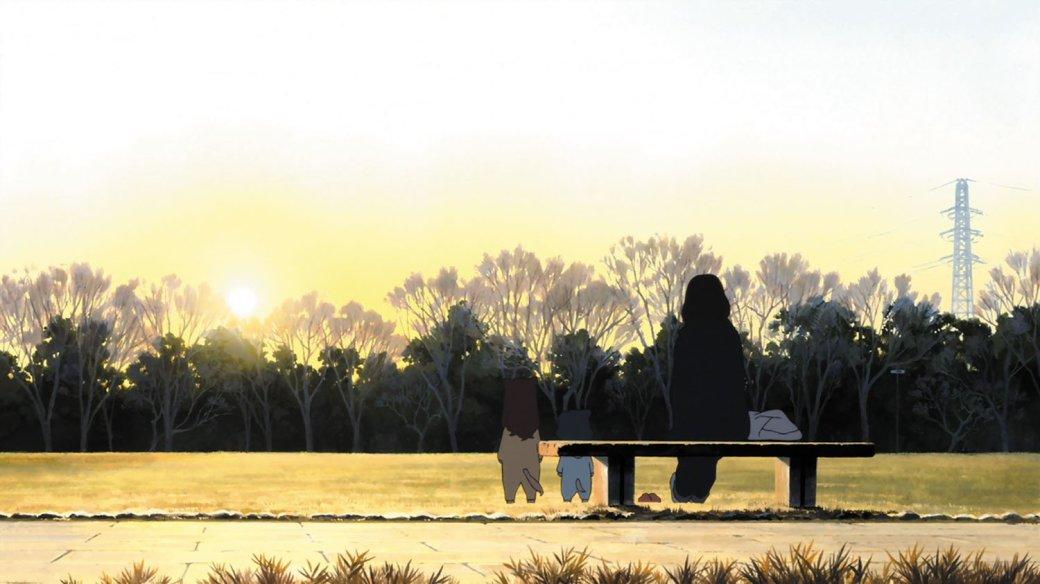 The Wolf Children Ame and Yuki | Канобу - Изображение 4