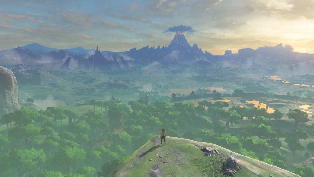 «Лучшая видеоигра вистории»— оценки The Legend ofZelda: BotW | Канобу - Изображение 4