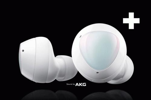 Samsung представила новые наушники Galaxy Buds+