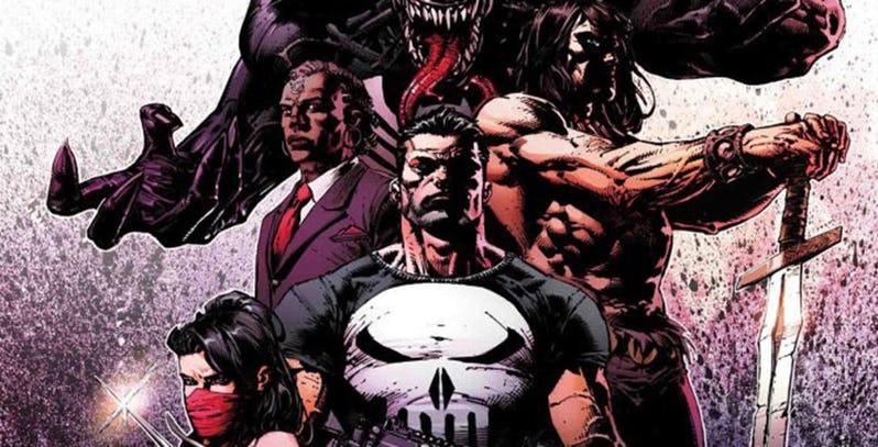 Вновой команде Мстителей появятся Каратель, Веном, Электраи… Конан-Варвар? | Канобу - Изображение 11805