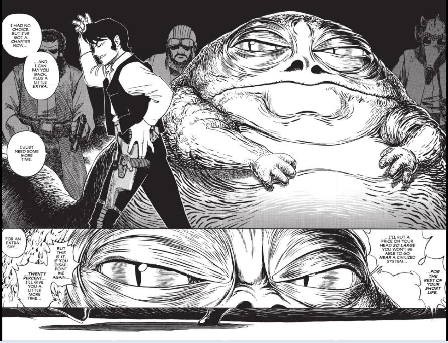 Самые странные инеобычные комиксы по«Звездным войнам»: отстимпанка доСредневековья. - Изображение 7