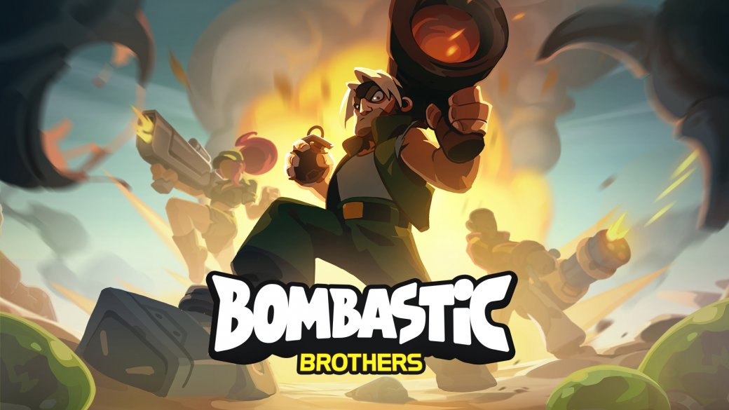 Пора спасать мир и корги! На iOS вышел олдскульный платформер Bombastic Brothers   Канобу - Изображение 943
