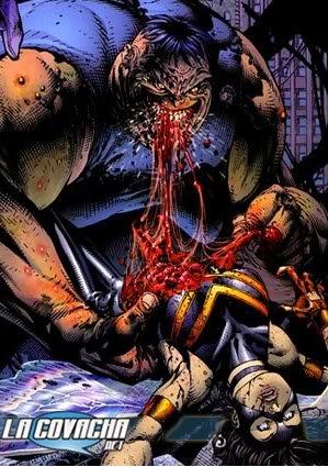 Монстры «Секретных материалов» и их аналоги из супергеройских комиксов | Канобу - Изображение 8