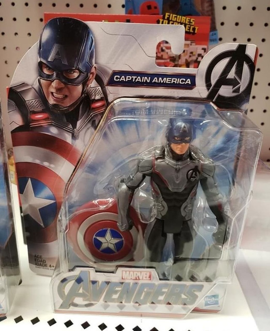 Фигурки по«Мстителям: Финал» позволяют полюбоваться Ронином, Капитан Марвел идругими супергероями | Канобу - Изображение 12