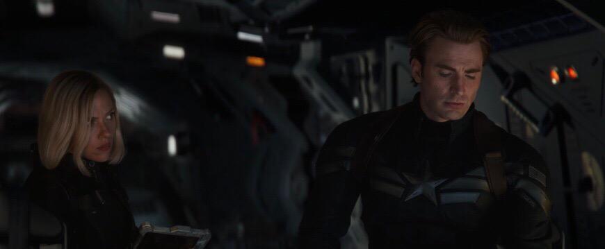 Ронин, пугало Таноса иСтарк вкосмосе. Что показали впервом трейлере фильма «Мстители4»? | Канобу - Изображение 10