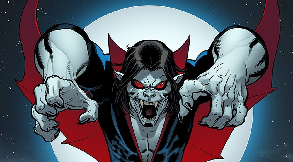Джаред Лето сыграет еще одного злодея изкомиксов— вампираМорбиуса из«Человека-паука» | Канобу - Изображение 1