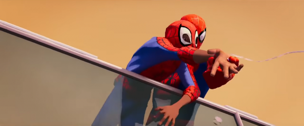 Что показали в трейлере Spider-Man: Into the Spider-Verse. Зеленый гоблин, Гвен-паук и Кингпин?. - Изображение 19