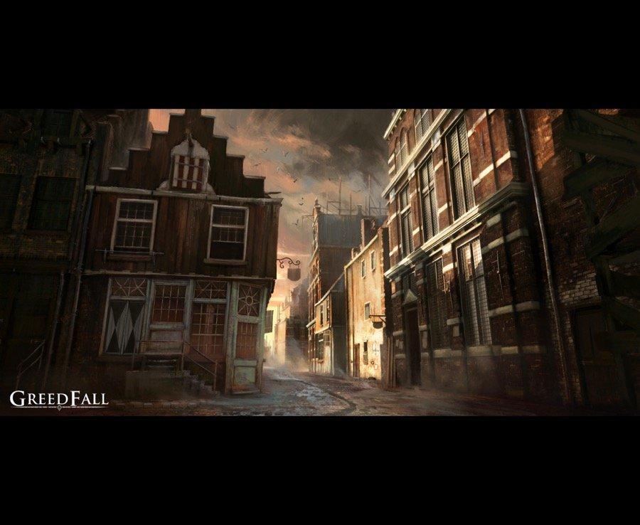 «Как игра отBioWare, носменьшим бюджетом»: новые подробности экшен-RPG GreedFall | Канобу - Изображение 8305