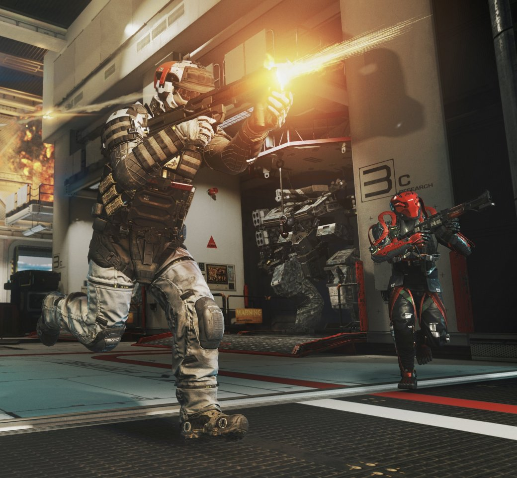 Впечатления от мультиплеера Call of Duty: Infinite Warfare | Канобу - Изображение 5