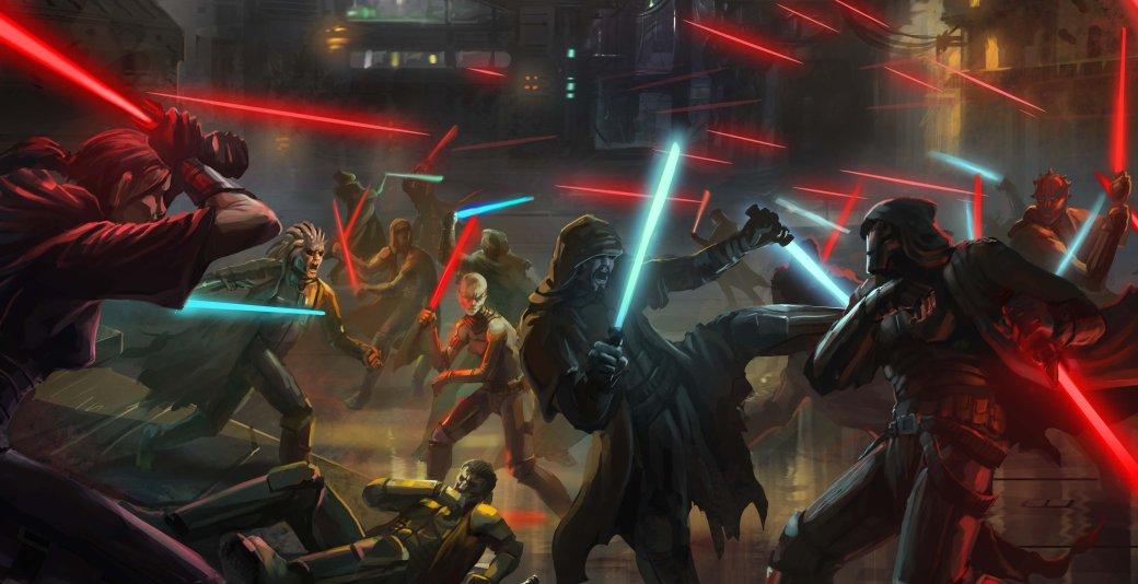 Тест для настоящих фанатов «Звездных войн»: ккакой стороне Силы тыближе?. - Изображение 1