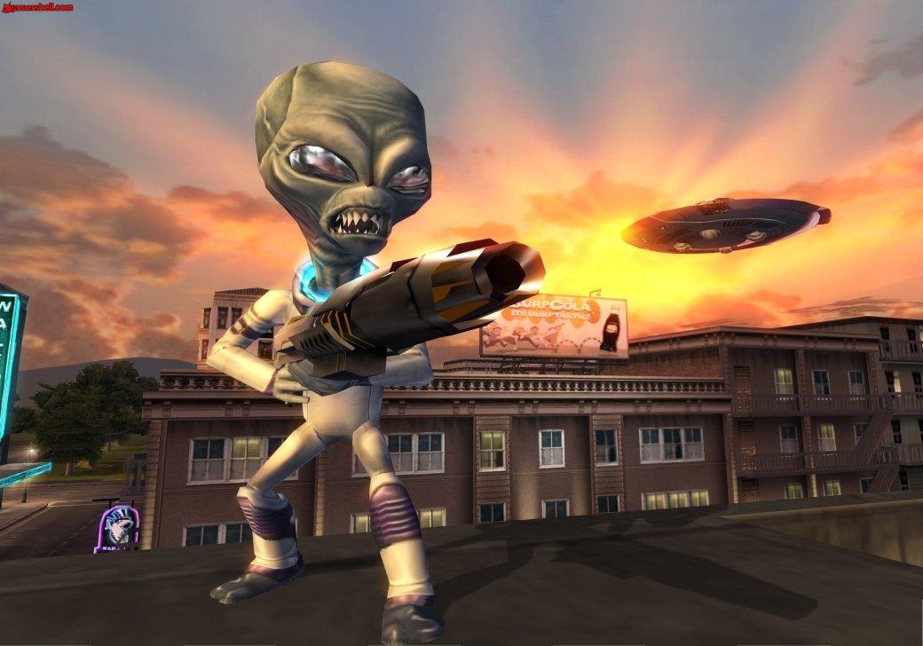 Возвращение злых пришельцев: Destroy All Humans! могут реанимировать   Канобу - Изображение 1778