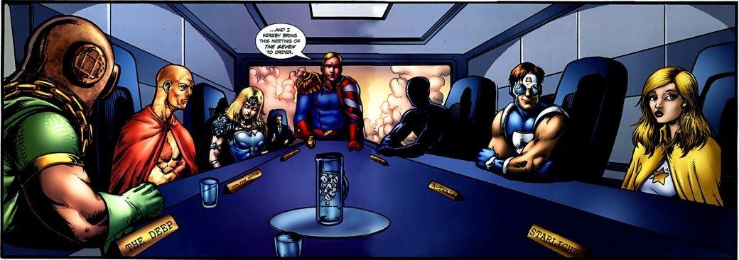 Обзор пилота «Пацанов»— жесткой супергеройской сатиры отсоздателей Supernatural иPreacher | Канобу - Изображение 5