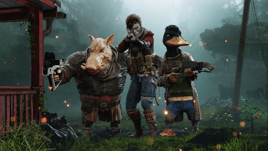 Разработчики Mutant Year Zero: Road to Eden убрали из игры Denuvo, но не все этому обрадовались | Канобу - Изображение 1