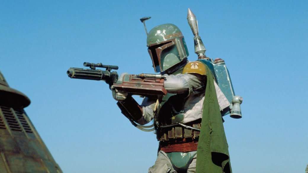 Первые подробности «Мандалорца» — телесериала Джона Фавро по «Звездным войнам»