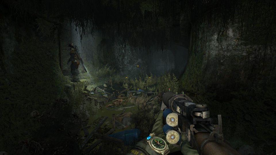 Как Metro 2033 иMetro: Last Light выглядят иработают наNintendo Switch | Канобу - Изображение 1065