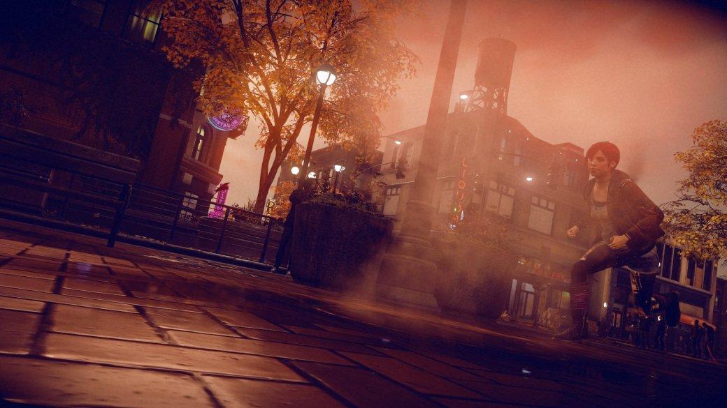 Полный некстген: 35 изумительных скриншотов inFamous: First Light | Канобу - Изображение 9340