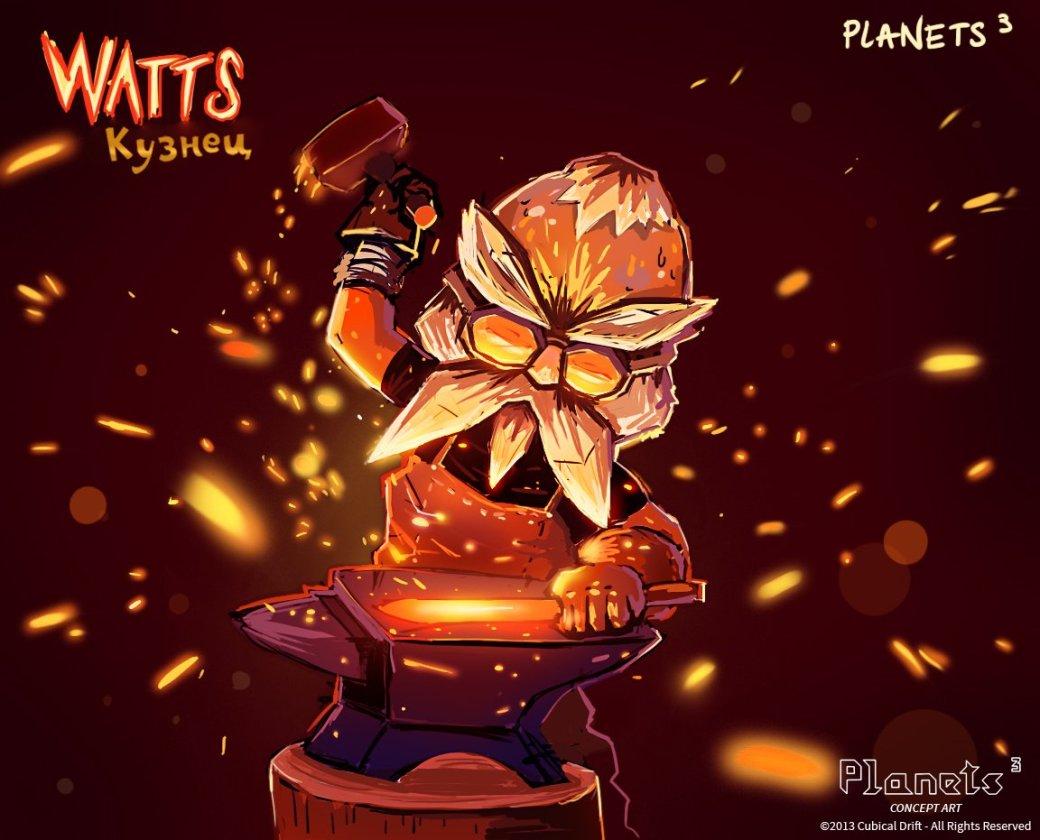 Гость с Kickstarter: Planets³ | Канобу - Изображение 5