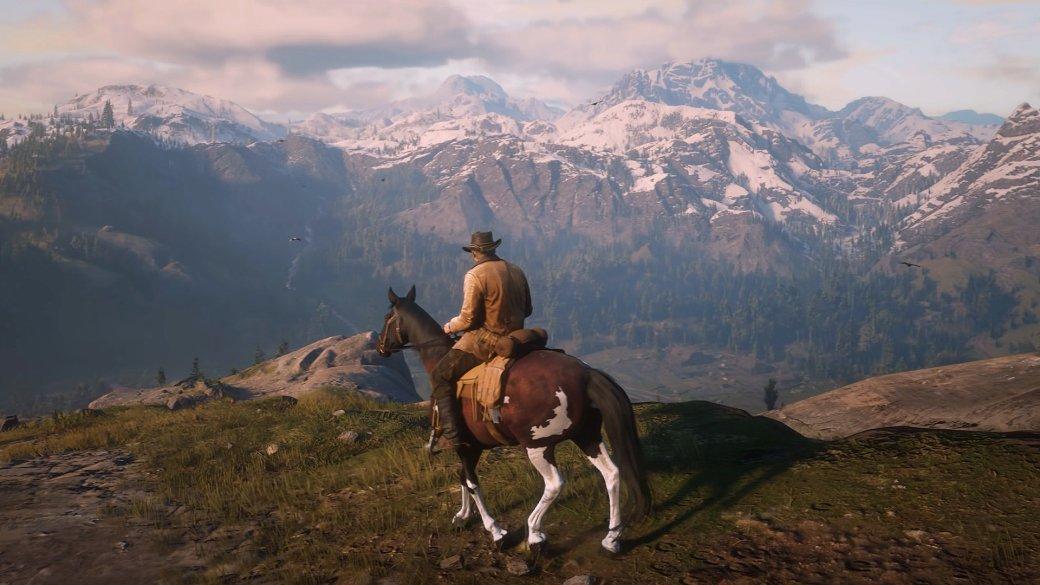 10 атмосферных гифок изRed Dead Redemption 2, после которых хочется отправиться наДикий Запад | Канобу - Изображение 10916