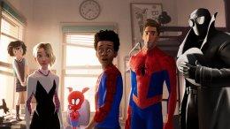 Журналистам понравился «Человек-паук: Через вселенные», ноумультфильма точно есть проблемы