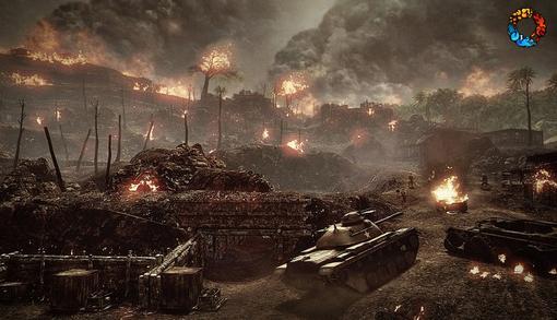 Battlefield: Bad Company 2 Vietnam. Превью: тихая французская колония   Канобу
