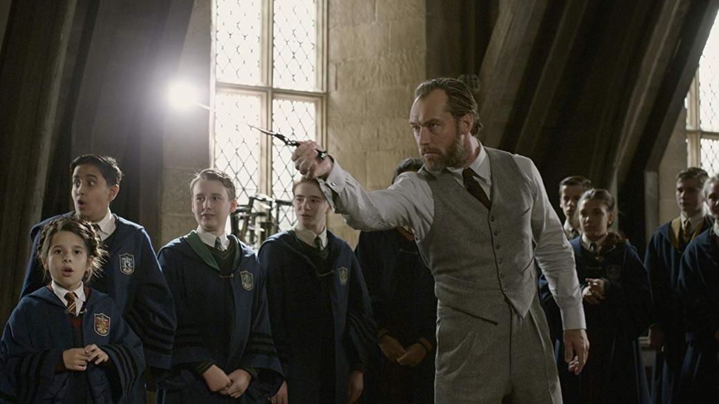 Спорные моменты вканоне «Гарри Поттера» после «Преступлений Грин-де-Вальда» икак ихобъяснить | Канобу - Изображение 11