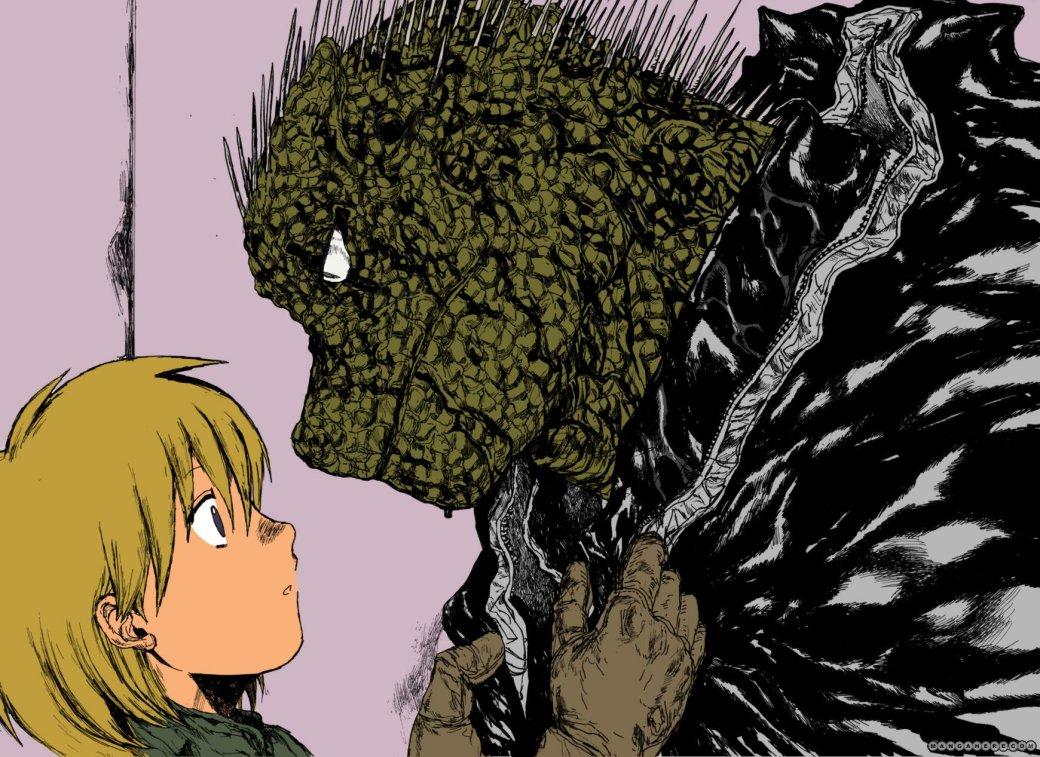 Манга Dorohedoro получит аниме-адаптацию. Рассказываем, почему еестоит ждать | Канобу - Изображение 9521
