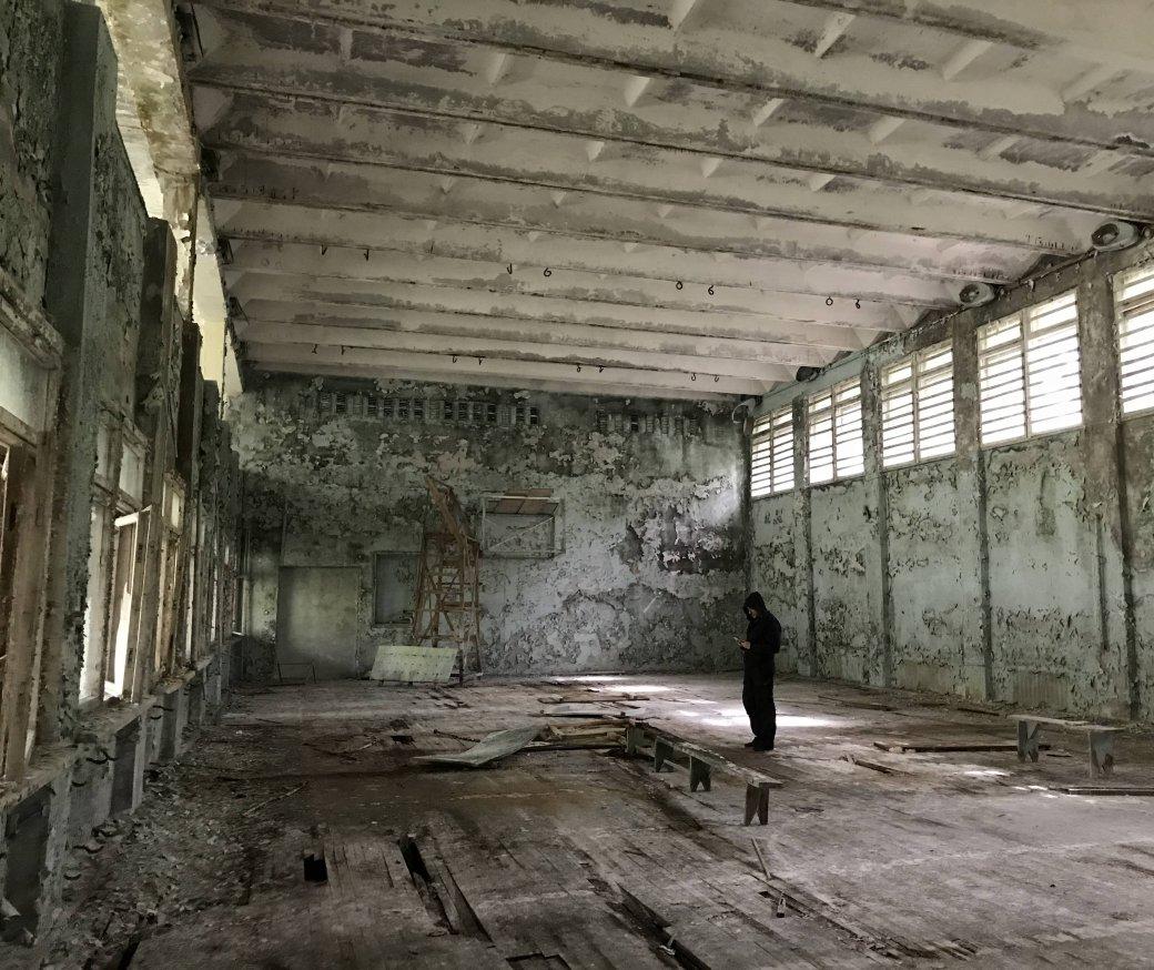 ОПрипяти, радиации итуристических местах. Как разработчики изCrytek воссоздавали зону отчуждения. - Изображение 26