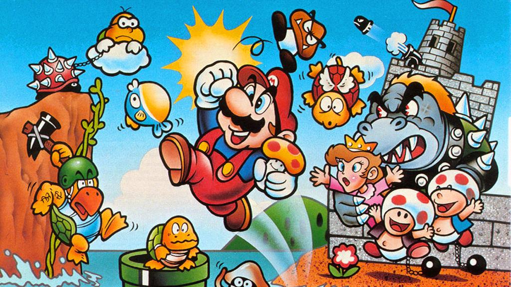5 лучших 2D-игр про Марио— несчитая New Super Mario Bros. UDeluxe   Канобу