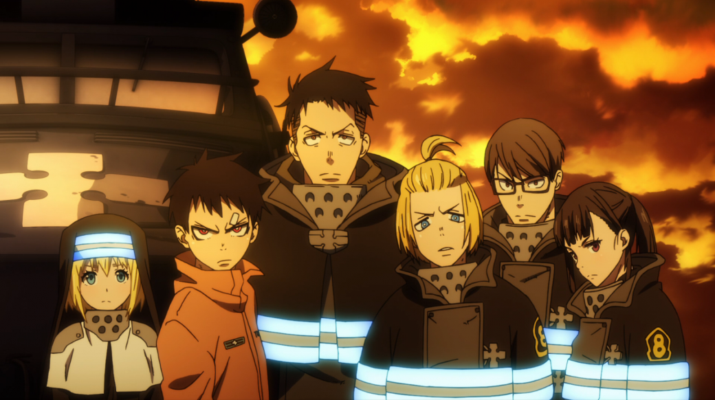 Рецензия на аниме Fire Force | Канобу - Изображение 4769