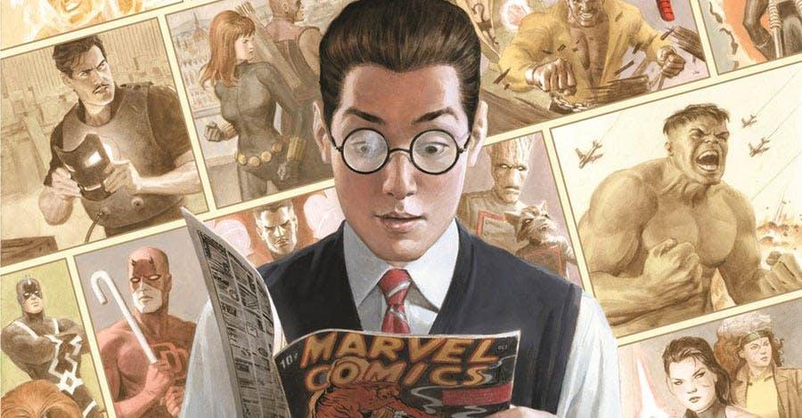 «Marvel: 75 лет чудес». Зачто мылюбим Человека-паука, Мстителей, Громовержцев идругие истории   Канобу