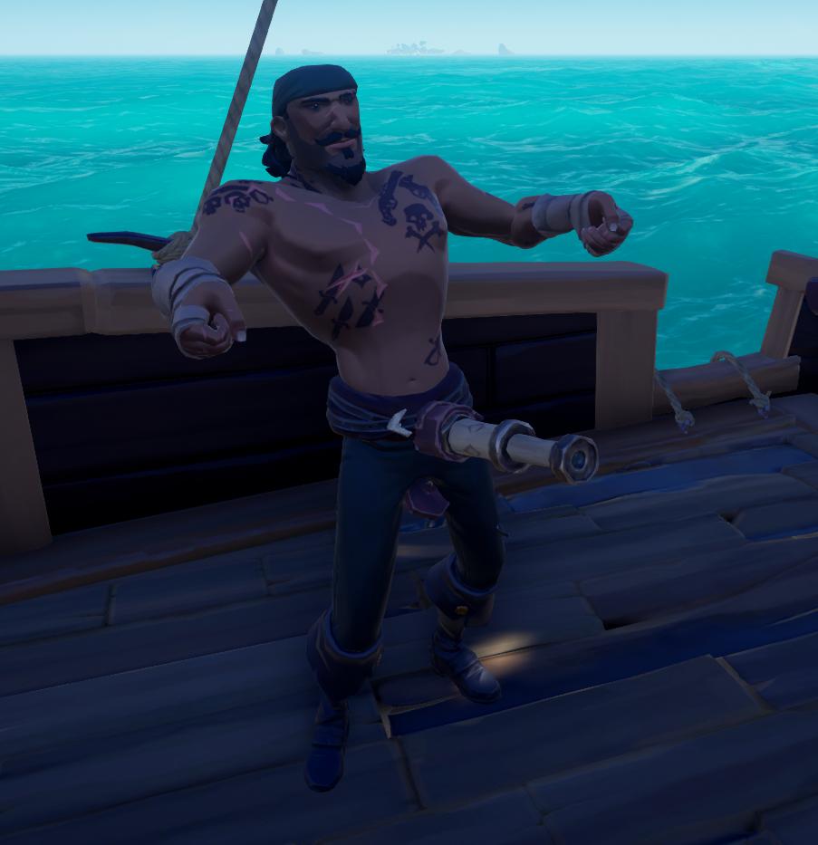 «Не тыкайте в меня своей подзорной трубой!» — из Sea of Thieves удалили забавный баг | Канобу - Изображение 4381
